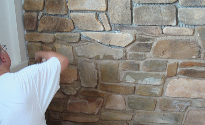 Edler Naturstein für die Wand 2